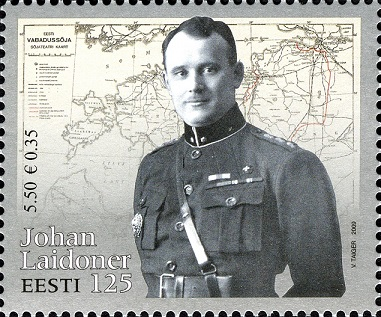 Estoński bohater: generał Johan Laidoner