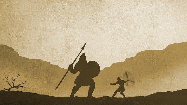 Masa i siła przeszkadzają walczyć!