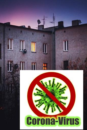 Polskie balkony.#koronawirus.
