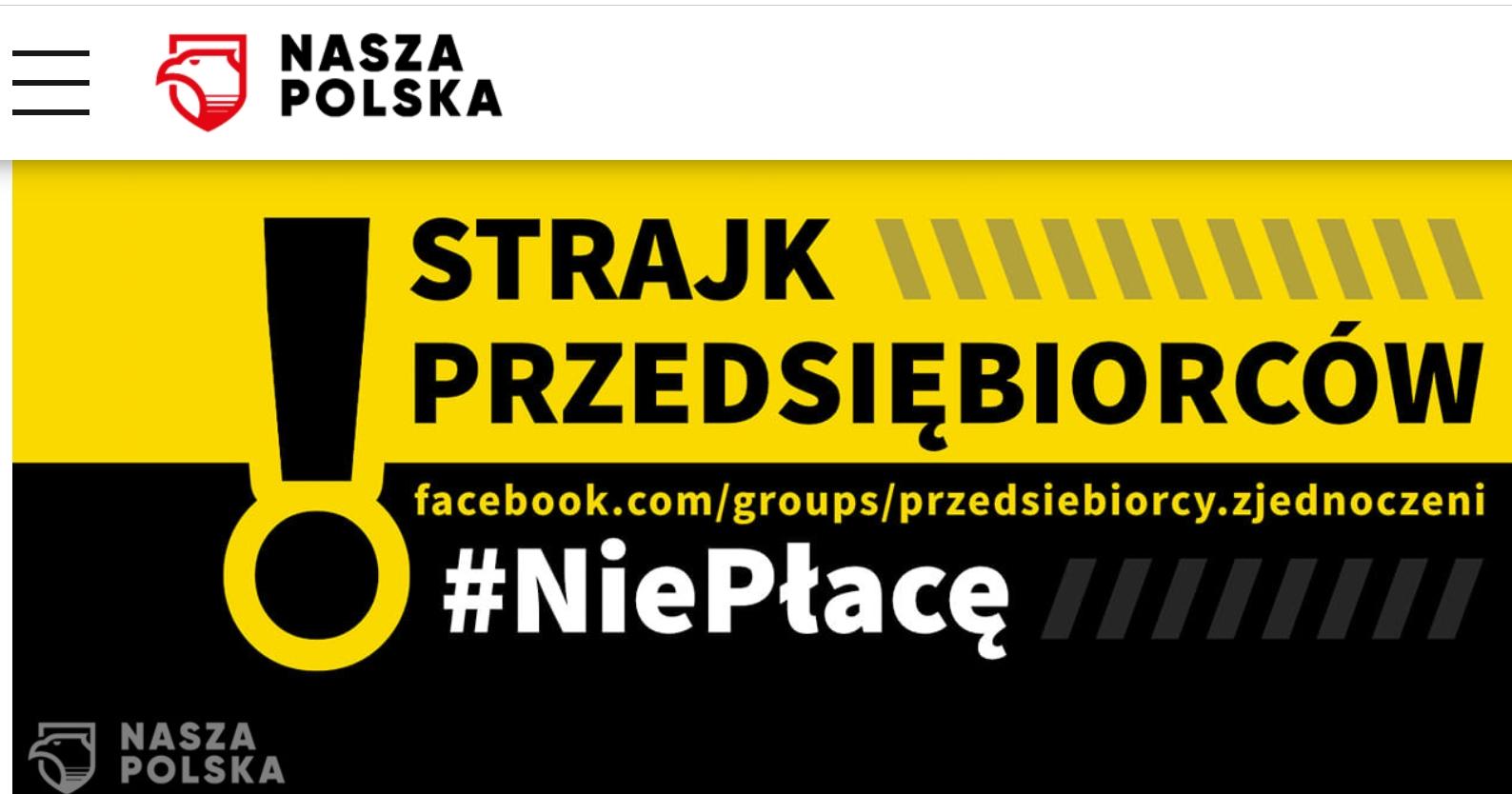 Czyżby zaczął sie polski Majdan?