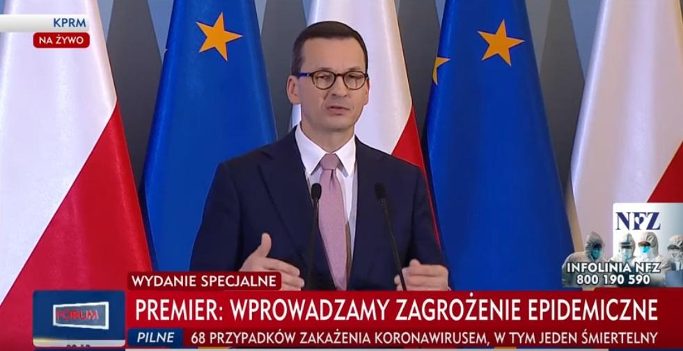 """Czy Mateusz Morawiecki nas """"dojedzie""""?"""