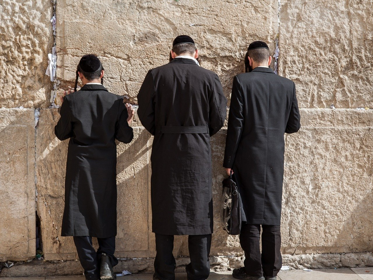 Izrael w strachu.