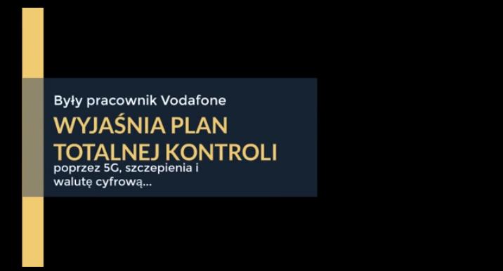 Były pracownik Vodafone ujawnia prawdziwe oblicze wirusa?