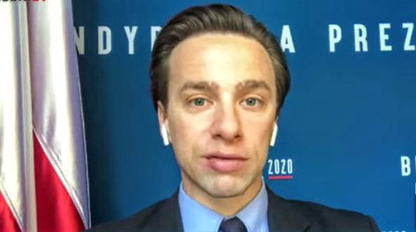Krzysztof Bosak stanowisko ws przymusowych szczepień