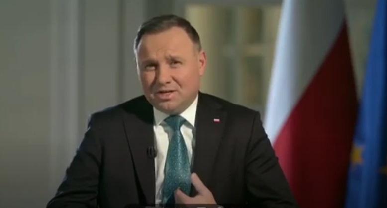 Andrzej Duda: Nie każdy lubi nosić maseczki