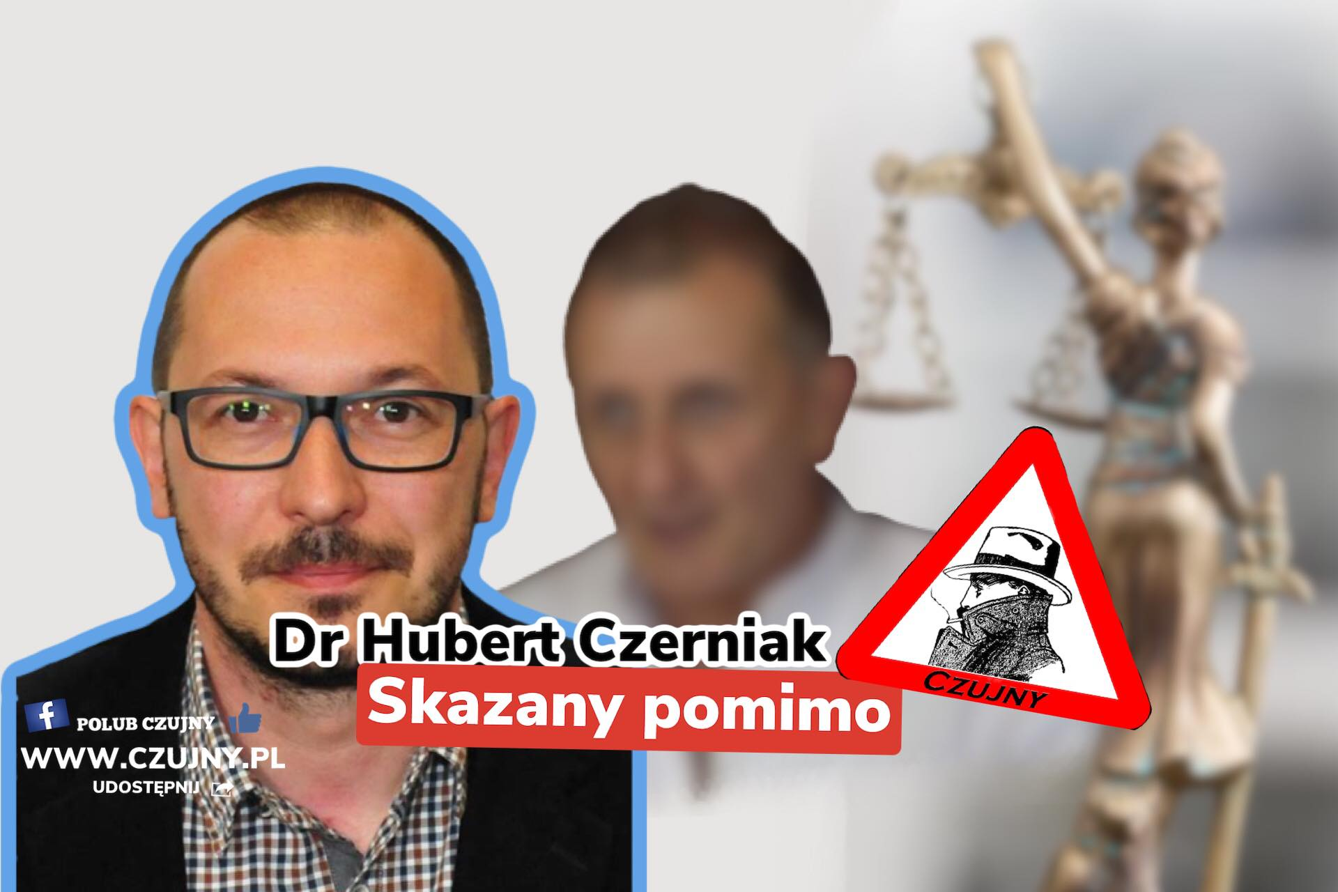 Hubert Czerniak skazany – Paweł Skutecki