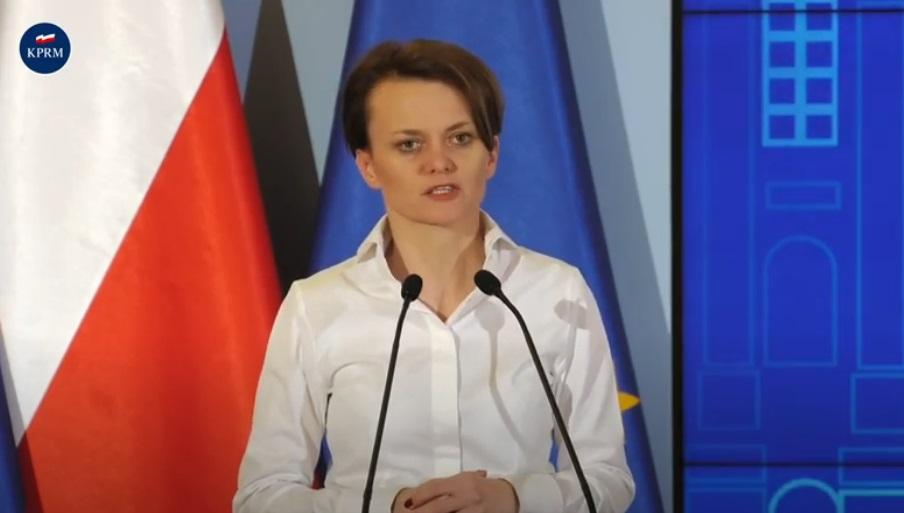 Wicepremier Emilewicz atakuje żądania Ruchu Zjednoczeni!
