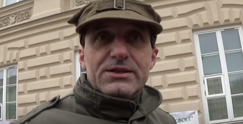 Wojciech Olszański ekspresyjnie o przymusie szczepień