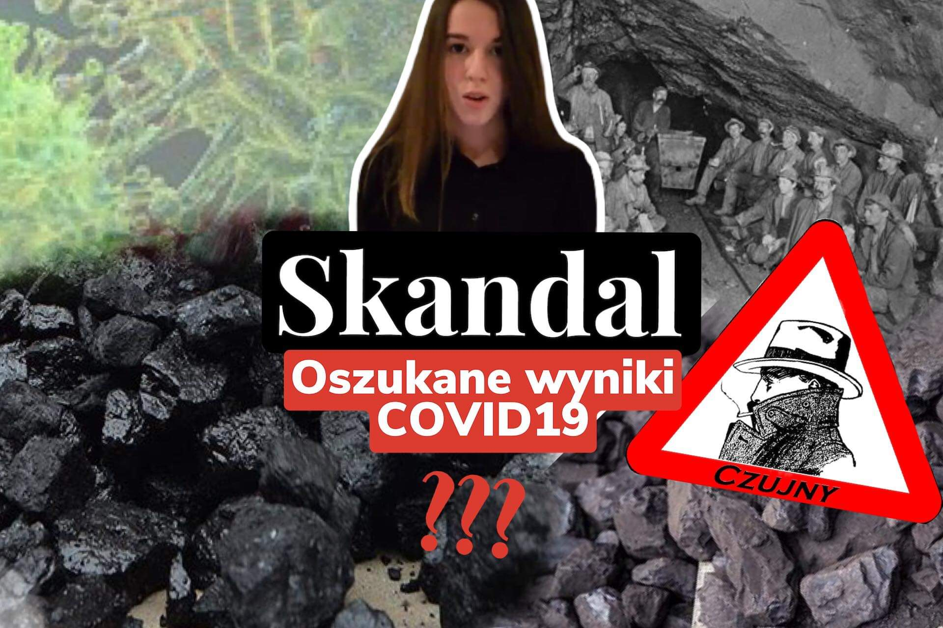 Siostra górnika nagrała wstrząsające video o izolacji rodziny.