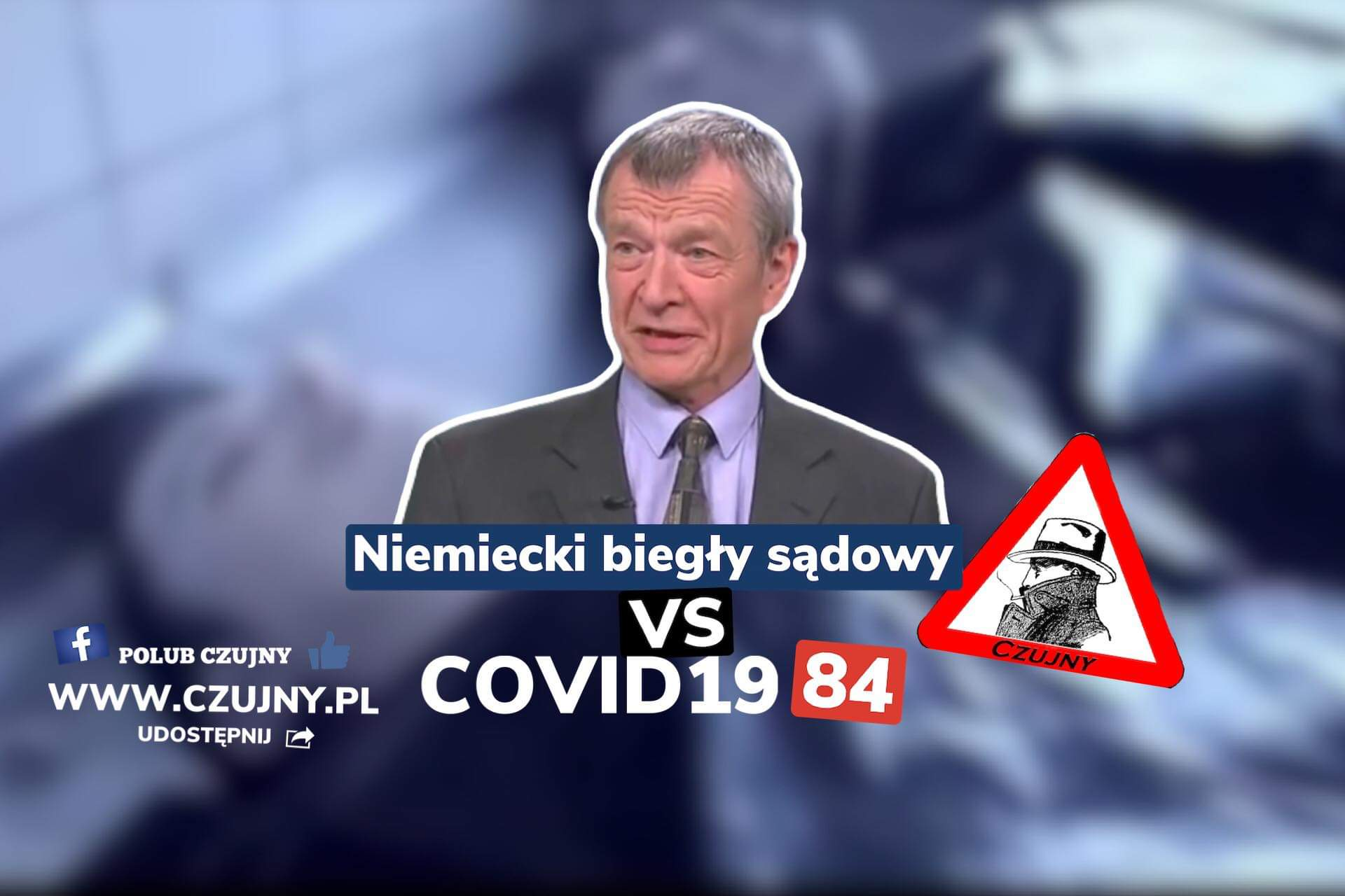 Szef Instytutu Medycyny Sądowej- Nikt nie zmarł na Covid-19. Video