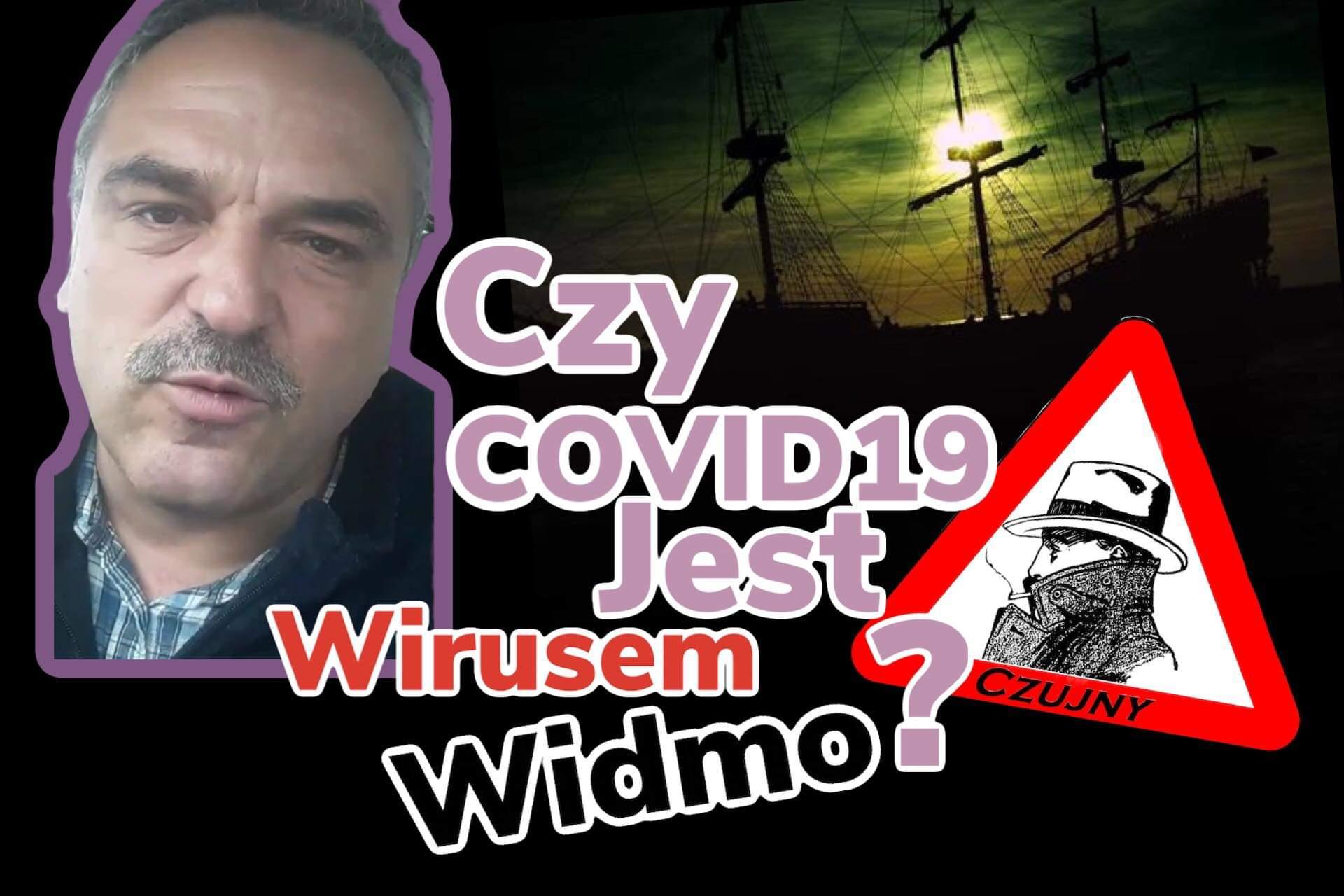 Czy Covid-19 jest wirusem widmo?