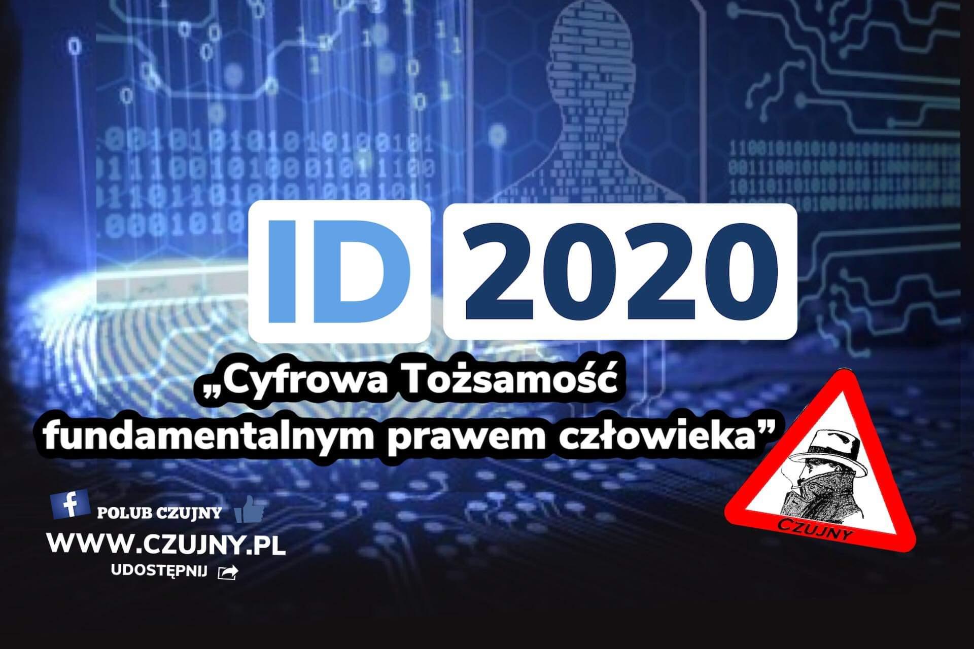 ID2020 cyfrowa tożsamość podstawowym prawem człowieka!