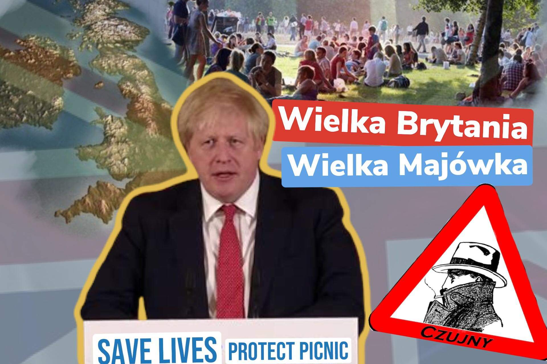 Wielka Brytania- przebudzenie?!