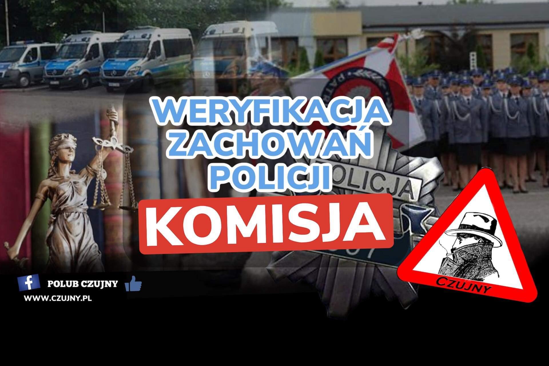Komisja weryfikująca zachowania policji? Chcą wydalenia, pozbawienia emerytur i zakazu(…)
