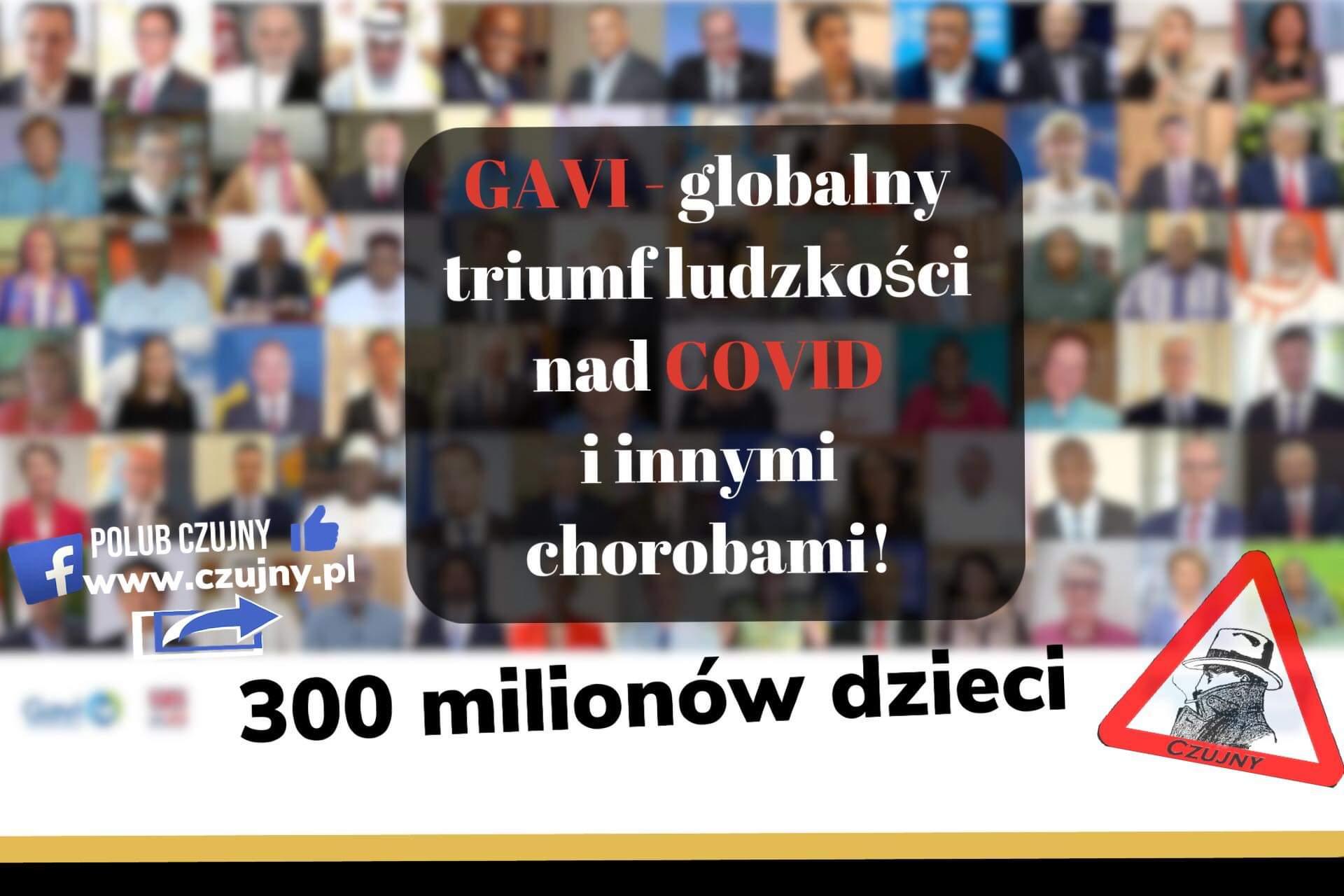 Światowy Szczyt Szczepień- Globalna realizacja!