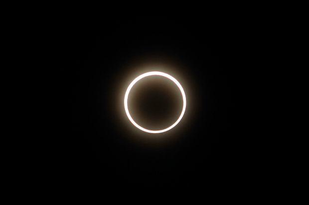 Dziś: obrączkowe zaćmienie Słońca!