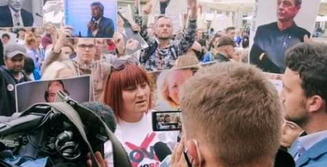 Opór rośnie! W Polsce odbyły się lokalne protesty przeciwko pLandemii!