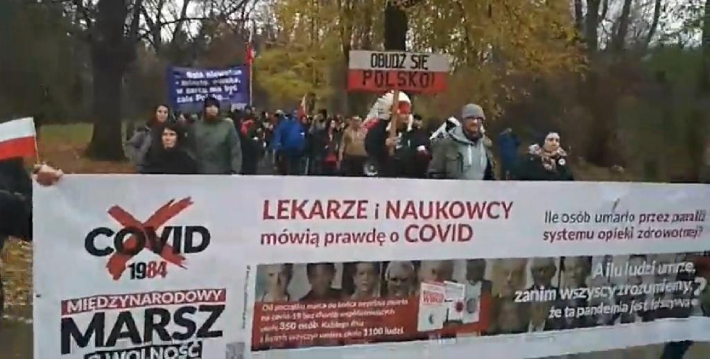 Mandaty po 20 zł. Po Marszu o Wolność 21.11