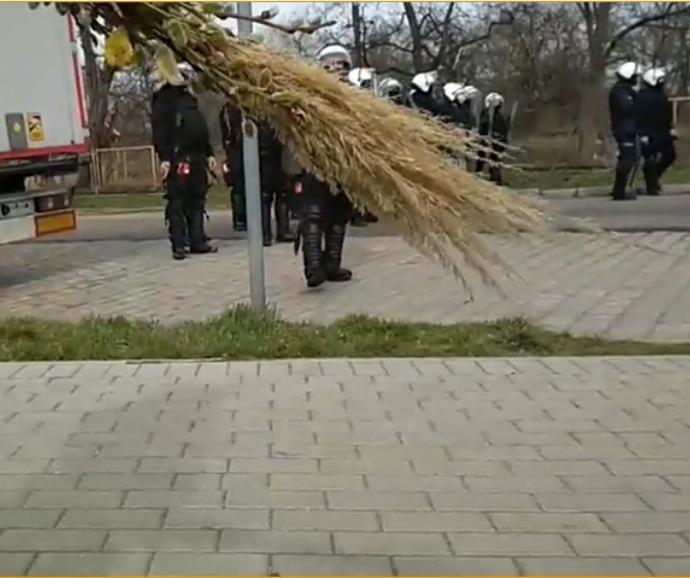 Kibice ponad podziałami w Głogowie.