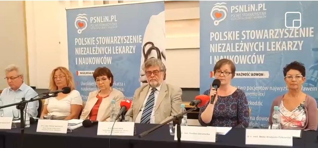 Polskie Stowarzyszenie Niezależnych Lekarzy i Naukowców – sylwetki założycieli i członków.